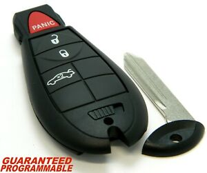 for Dodge Charger Challenger 08-14 Magnum OEM Fobik Key Remote Key Fob IYZ-C01C