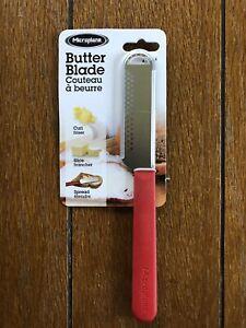 Microplane Butter Blade