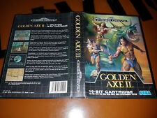 ## SEGA Mega Drive - Golden Axe 2 - TOP / MD Spiel ##