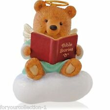Hallmark 2014  Bible Story Bear Ornament
