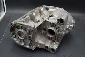 KAWASAKI 69-75 OEM Set of Engine Cases Vintage NICE MACH III Triple H1 500 NR!!