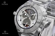 Invicta 50mm Men's Subaqua Noma IV Twisted Metal Swiss Chronograph Watch - 16307