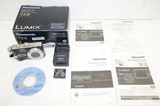 Panasonic LUMIX DMC-TZ3 7.2MP Digital Camera