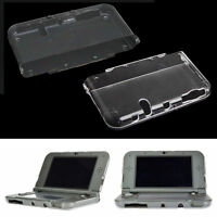 Crystal Clear Hard Protective Shell Skin Case Cover For Nintendo 3DS LL