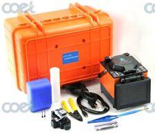 JILONG KL300T Optic Fiber Fusion Splicer Welder 0.02dB Splicing Automatic foucs