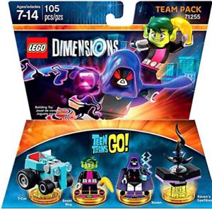 LEGO DIMENSIONS TEAM PACK TEEN TITANS GO ACC NEW
