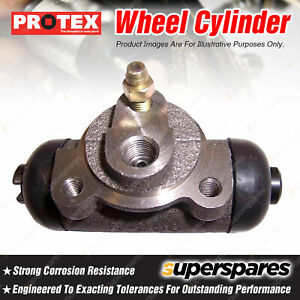 Protex Rear Wheel Cylinder for Ford Courier PG PH SFE7 2.6L 92KW 1999-2006