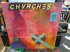 CHVRCHES Love Is Dead LP NEW CLEAR BLUE Colored vinyl + digital download