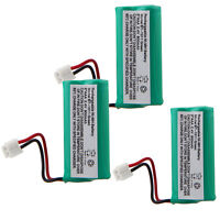 3x NEW BG0028 BG028 Rechargable Replacement Cordless Home Phone Battery Pack