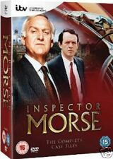 Inspector Morse Complete Series 1 - 12 [iTV](DVD)~~~Remastered~~~NEW SEALED