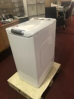 *WELTNEUHEIT*Neues Modell* Hoover 8KG Toplader Waschmaschine, HNOT S382DA-S