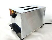 ToastMaster Princess B102 2-Slice Toaster Chrome
