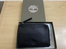 Timberland Kennebunk ZIpped Wallet - Black BNWT