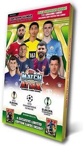 Topps Match Attax 2021/2022 - Pack Advent Calendar