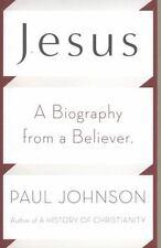 Jesus: A 21st Century Biography, Johnson, Paul, Good Condition, Book