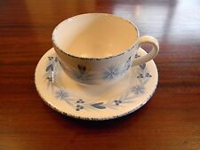 MARKS ANDS SPENCER ' PROVENCE ' TEACUP AND SAUCER