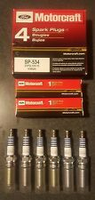 Set of 6: Motorcraft OEM Ford Iridium Spark Plugs SP-534 CYFS-12Y-T3 USA Seller