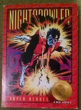 1993 Skybox X-Men Series 2 Trading Cards: #20  - Nightcrawler Super Heroes