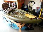 Lifetime Tamarack Angler 10 Ft Fishing Kayak  Paddle Included ATLANTA  AREA LPU
