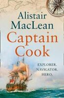 Captain Cook by Alistair MacLean 9780007371983 | Brand New | Free UK Shipping