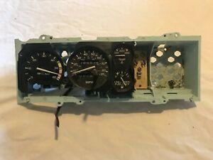 1981-1987 oldsmobile cutlass supreme 442 hurst speedometer Gauge Cluster, Tach
