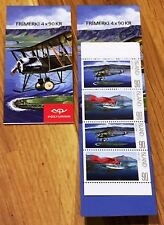 Iceland Booklet 2009 Aviation on Iceland Seaplanes 4x 90 kr - MNH - Excellent!