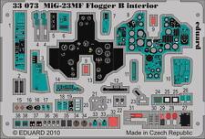 Eduard Zoom 33073 1/32 Trumpeter mig-23mf FLOGGER B