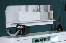 Wand-Spiegel Wandboard S.C.I.A.E. »Floyd« 159x54cm Sciae Hochglanz Weiß