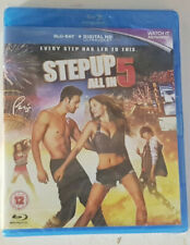 Bluray Step Up: All In [Blu-ray] [Region Free]  New & Sealed