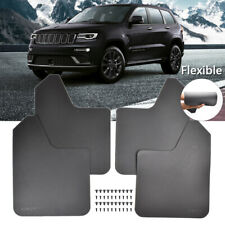 4pcs/Set Splash Guards For Jeep Mudflaps Mud Flaps Mudguards Front Rear