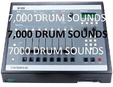 7000 SOUNDs Vintage Drum Machine SAMPLES KIT MPC 1000 2000 2500 Fruity Logic  7