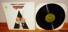 Stanley Kubrick'S Clockwork Orange-Soundtrack-1st Wb Pressing Gatefold Vg/Vg+ lp
