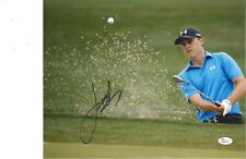 JORDAN SPIETH signed 11x14 photo JSA COA