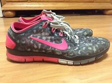 Women's Nike Free 5.0 TR Connect 2 Running Shoes 638680-003 Size 5.5