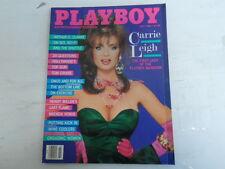 PLAYBOY JULY 1986 CARRIE LEIGH HENRY'S VENUS LYNNE AUSTIN (610)
