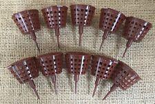 X10 Small Bonsai Fertiliser Baskets With Spike