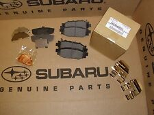 Genuine OEM Subaru Forester Rear Brake Pad Set 2007-2012 (26696AG031)