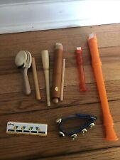 Lot Kids Musical Instruments Kindermusik Harmonica Bells Plus Other Instruments