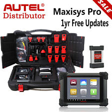 Autel MaxiSYS Pro MS908P J2534 ECU Programming Diagnostic Scanner Scan Tool