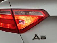 Audi A5 2.0 TDI Sportback (09-17) White NS Left Rear Inner Light