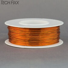 Magnet Wire 26 Gauge AWG Enameled Copper 245 Feet Coil Winding and Crafts 200C