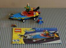 Lego SpongeBob SET 3815 Heroic Heroes of the Deep/ 3 Minifigures / Instruction