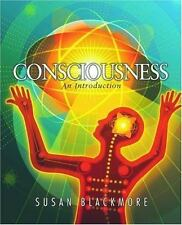 Consciousness: An Introduction: By Blackmore, Susan