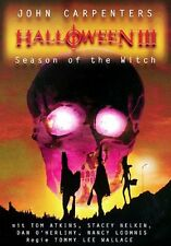 VHS / John Capenters - HALLOWEEN III - Season of the Witch
