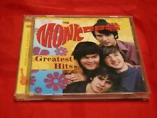 The Monkees Greatest Hits 1995 Rhino CD Clarksville Believer Pleasant Valley