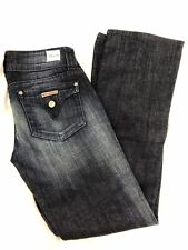 "HUDSON Signature Petite Bootcut Jeans Size 27 Inseam 31"". Ready For School"
