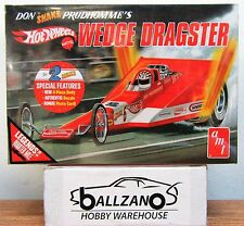 AMT 1049 Hot Wheels Don the Snake Prudhomme Wedge Dragster model kit 1/25