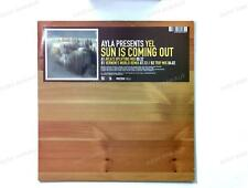 Ayla Presents Yel - Sun Is Coming Out (Vinyl #1) GER Maxi 2002 /3
