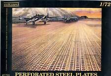eduard - Perforated Steel Plates Luftlandebleche gelochte Stahlplatten 1:72 NEU