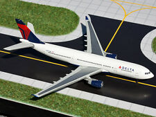 Gemini Jets GJDAL1154 Delta Airlines Airbus A330-200 1:400 Scale Mint N857NW